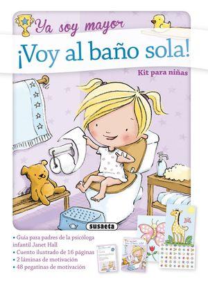 VOY AL BAÑO SOLA  - YA SOY MAYOR