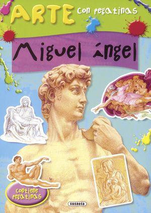 MIGUEL ÁNGEL ARTE CON PEGATINAS