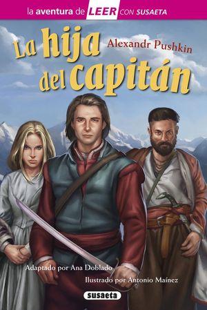 LA HIJA DEL CAPITÁN - AVENTURA DE LEER - NIVEL 3