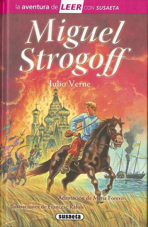 MIGUEL STROGOFF - AVENTURA DE LEER - NIVEL 3