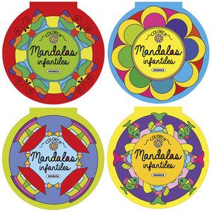 MANDALAS INFANTILES  - UNIDAD -