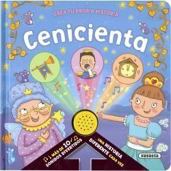 CENICIENTA CREA TU PROPIA HISTORIA - LIBRO DE SONIDOS