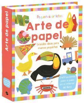 ARTE DE PAPEL PEQUEÑOS ARTISTAS