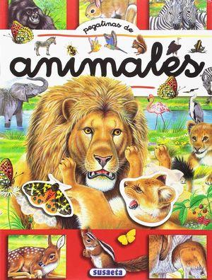 PEGATINAS DE ANIMAL /  UNIDAD