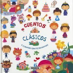 CUENTOS CLÁSICOS 5 CUENTOS CON PICTOGRAMAS - LIBRO CON PICTOGRAMAS
