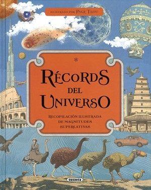RÉCORDS DEL UNIVERSO
