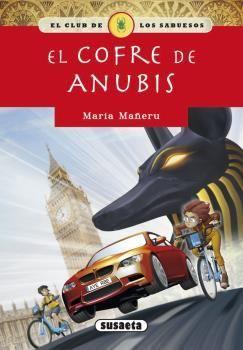 EL COFRE DE ANUBIS - CLUB DE LOS SABUESOS