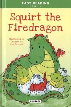 SQUIRT THE FIREDRAGON
