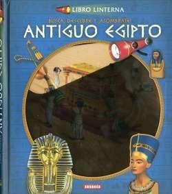 EL ANTIGUO EGIPTO LIBRO LINTERNA