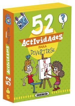 52 ACTIVIDADES PARA DIVERTIRSE