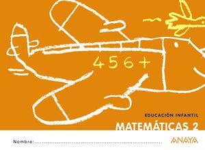 (12) MATEMATICAS 2 4 AÑOS EDUCACION INFANTIL