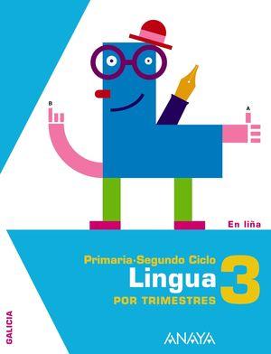 (G).(12).LINGUA GALEGA 3º.PRIM.(EN LIÑA)