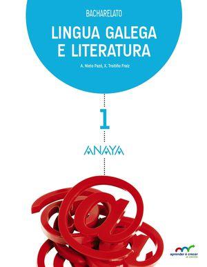 LINGUA GALEGA E LITERATURA 1 BACHARELATO