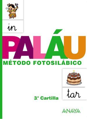 PALAU 3 CARTILLA