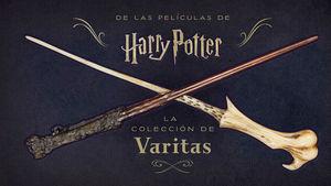 HARRY POTTER - LA COLECCIÓN DE VARITAS
