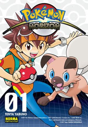 POKEMON HORIZON 01