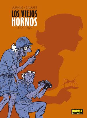 LOS VIEJOS HORNOS 4.LA MAGA
