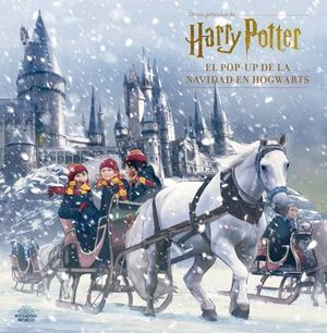 HARRY POTTER: EL POP-UP DE LA NAVIDAD EN HOGWARTS