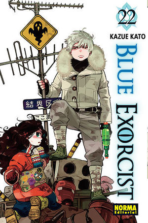 BLUE EXORCIST 22
