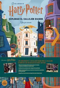 HARRY POTTER. EXPLORAR EL CALLEJON DIAGON