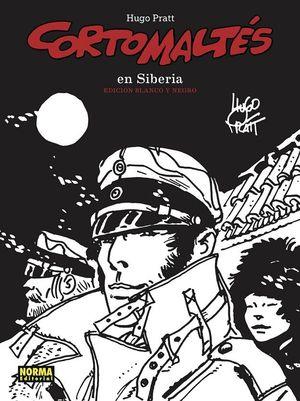 CORTO MALTES. EN SIBERIA( B;N)