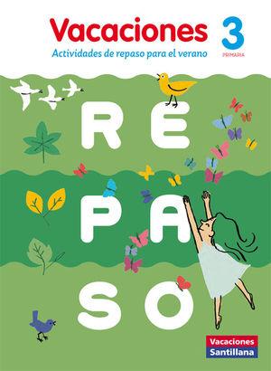 VACACIONES DE REPASO 3º PRIMARIA