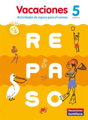 VACACIONES DE REPASO 5º PRIMARIA
