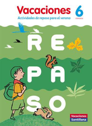 VACACIONES DE REPASO 6º PRIMARIA