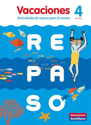 VACACIONES DE REPASO 4º PRIMARIA