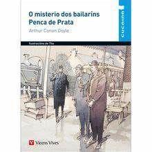 O MISTERIO DOS BAILARINS. PENCA DE PRATA