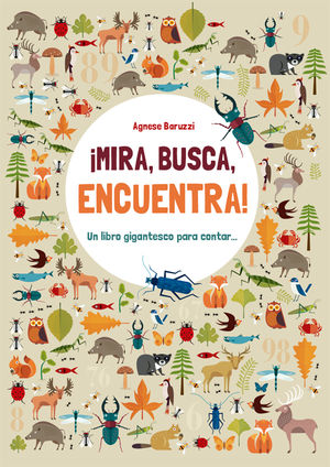 MIRA, BUSCA, ENCUENTRA (VVKIDS) VICENS