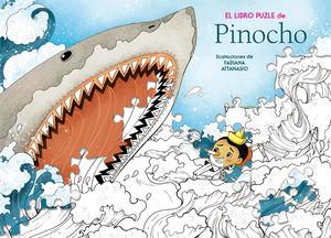 PINOCHO (VVKIDS) LIBRO PUZZLE VICENS