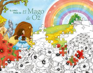 EL MAGO DE OZ (VVKIDS) LIBRO PUZZLE