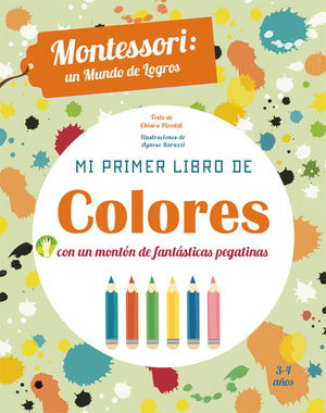 MI PRIMER LIBRO DE COLORES (VVKIDS) MONTESSORI