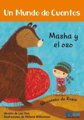MASHA Y EL OSO (VVKIDS) UN MUNDO DE CUENTOS