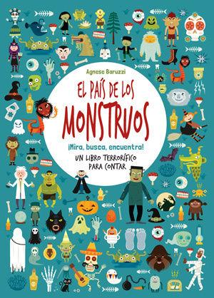 EL PAIS DE LOS MONSTRUOS ¡MIRA, BUSCA, ENCUENTRA! (VVKIDS)