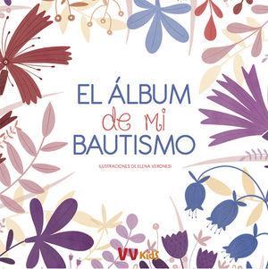 EL ALBUM DE MI BAUTISMO (VVKIDS)
