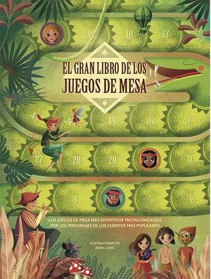 EL GRAN LIBRO DE LOS JUEGOS DE MESA (VVKIDS)