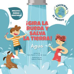 ¡GIRA LA RUEDA Y SALVA LA TIERRA AGUA! (VVKIDS