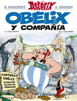 23 OBÉLIX Y COMPAÑÍA