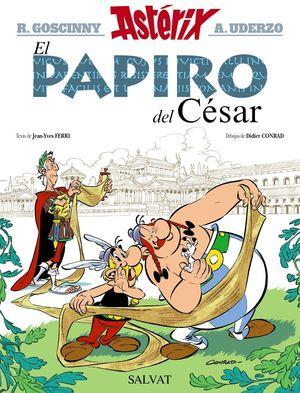 36 ASTERIX: EL PAPIRO DEL CÉSAR