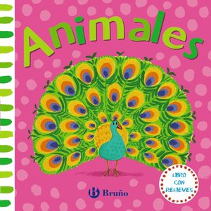 ANIMALES - LIBRO CON RELIEVES - LIBRO DE TACTO