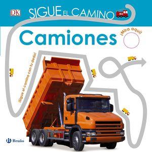 SIGUE EL CAMINO. CAMIONES