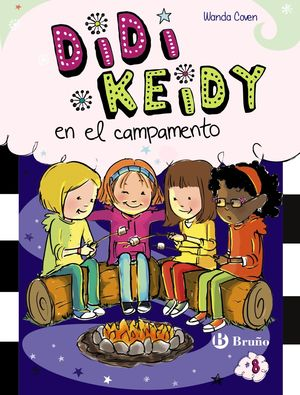 DIDI KEIDY EN EL CAMPAMENTO