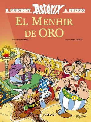 EL MENHIR DE ORO
