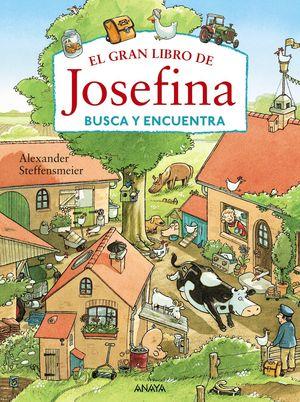 EL GRAN LIBRO DE JOSEFINA