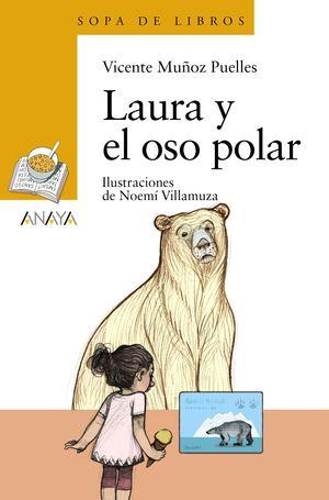 LAURA Y EL OSO POLAR -SOPA DE LIBROS-  A PARTIR DE 6 AÑOS