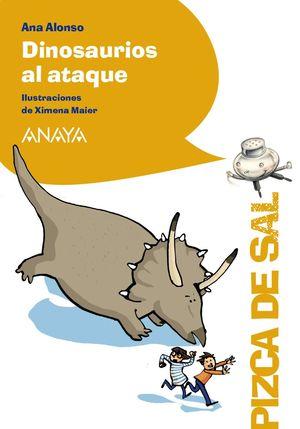 DINOSAURIOS AL ATAQUE