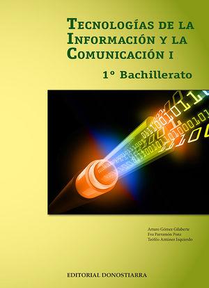TECNOLOGIAS INFORMACION Y COMUNICACION, BACH 2015