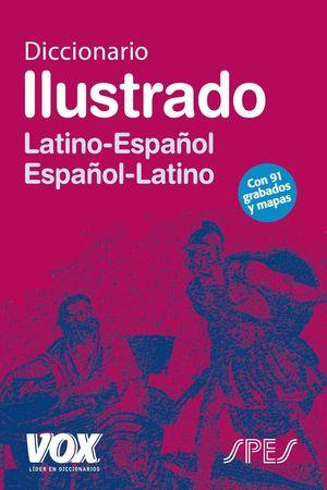DICCIONARIO VOX ILUSTRADO LATÍN  LATINO-ESPAÑOL/ ESPAÑOL-LATINO
